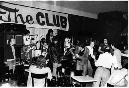 The Club, Boston, USA 12.05.76