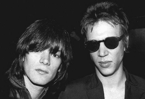 Dee Dee Ramone & Richard Hell