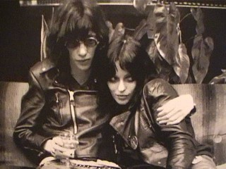 Joey Ramone & Gaye Adverts