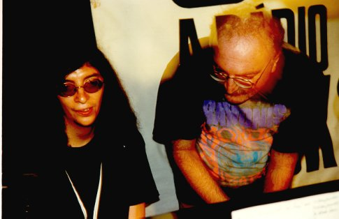 Joey Ramone & Kid Vinil