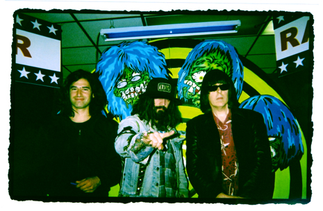 Pete Yorn, Rob Zombie, Johnny Ramone
