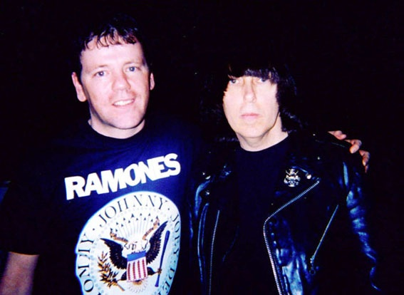 Andy & Johnny Ramone