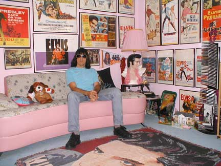Los Angeles, USA 2001 (Johnny