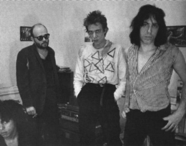 Richard Hell & The Voidoids (Robert Quine, Richard Hell, Marc Bell)