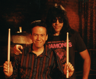 Gilbert Gottfried & Marky Ramone