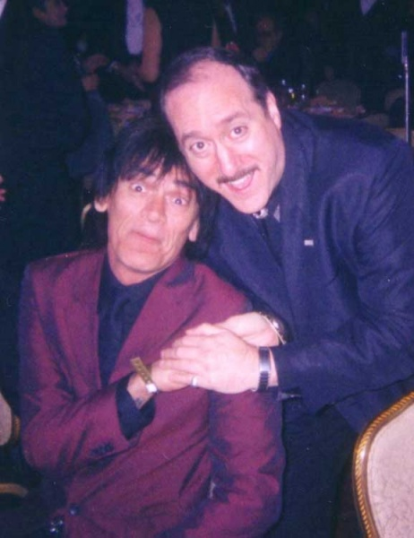 The Waldorf Astoria Hotel, New York, USA 18.03.02 (Dee Dee Ramone & Monte Melnick)