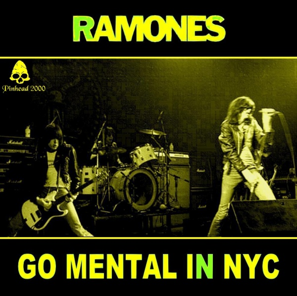 Go mental in NYC