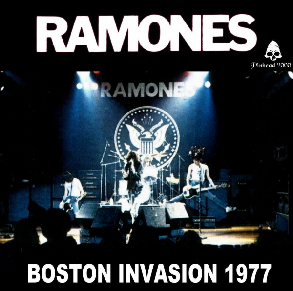 Boston invasion 1977