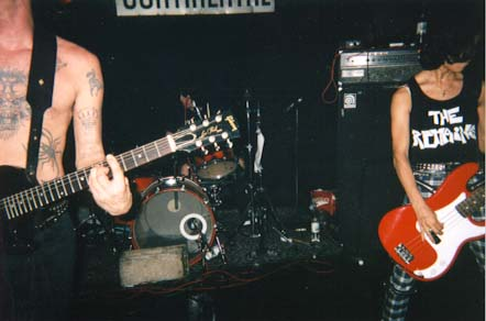 Remains - Continental, New York, USA 23.07.99