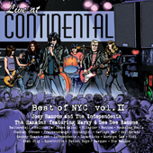 2005 — Live At Continental: Best Of  NYC, vol. II